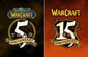 <p>Aniversario de Warcraft.</p>