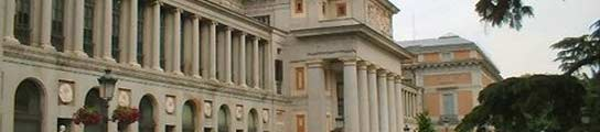 Fachada del Museo del Prado