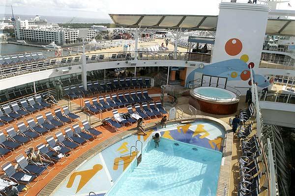 Oasis, el crucero más grande del mundo