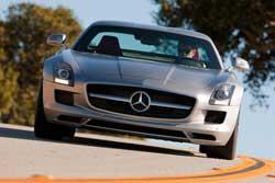 <p>Mercedes SLS AMG</p>