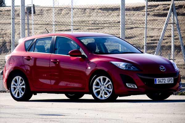 Mazda 3 2.0 DISI i-stop