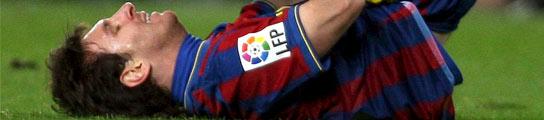 Leo Messi, Balón de Oro 2009  (Imagen: Alberto Estévez / EFE)