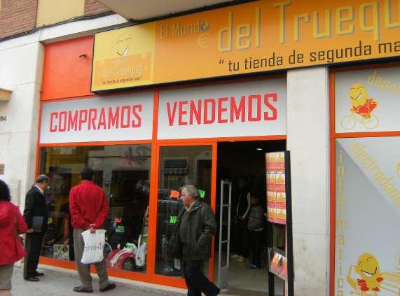 Tienda de compra-venta en Triana
