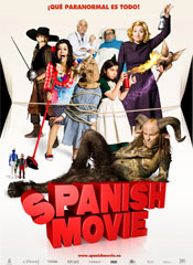 Spanish Movie - Cartel