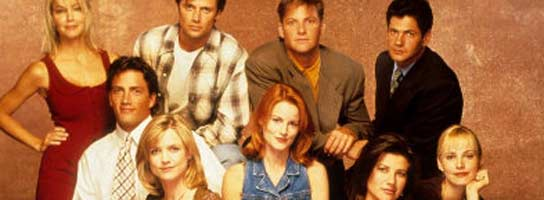 Actores de 'Melrose Place'