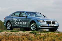<p>BMW ActiveHybrid 7 vs. Mercedes S 400 Hybrid</p>