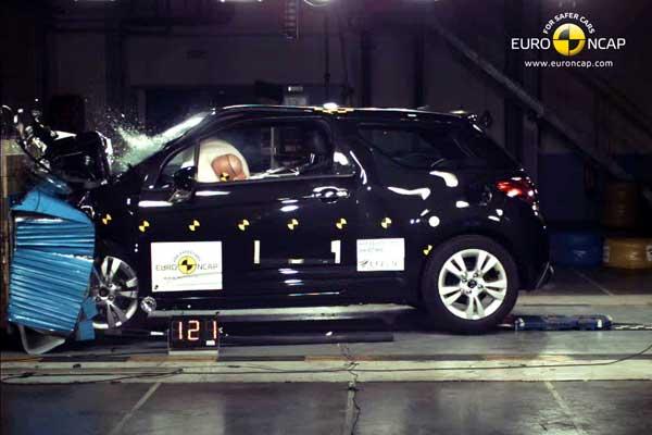 Tests EuroNCAP
