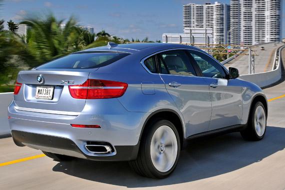 <p>BMW ActiveHybrid X6</p>
