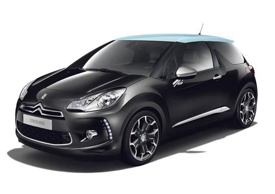 <p>Citroën DS3</p>