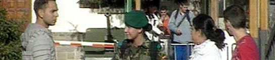 Un soldado mata a otro de una puñalada durante una reyerta en un cuartel de Jaca  (Imagen: EFE)
