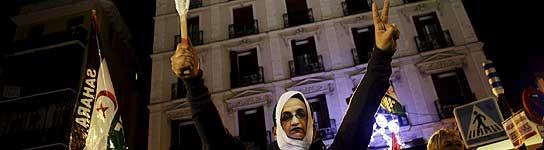 """Los sindicatos de Policía acusan al Gobierno de """"hipocresía política"""" en el caso Haidar  (Imagen: Susana Vera / Reuters)"""