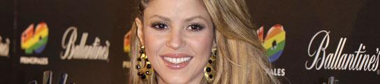 Shakira, doblemente premiada
