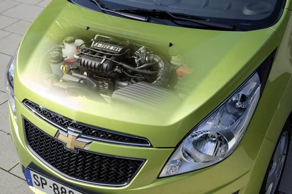 <p>Chevrolet Spark</p>