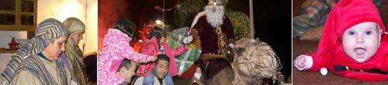 Imagen de la Navidad de los lectores en 2008.
