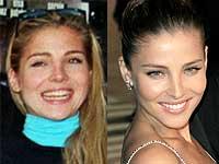 <p>Elsa Pataky, antes y después.</p>