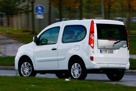Renault Kangoo Be Bop 15 Dci Poca Utilidad Pero Mucha Diversin
