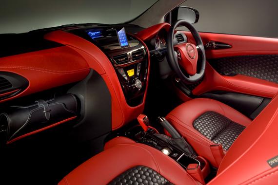 <p>Aston Martin Cygnet</p>