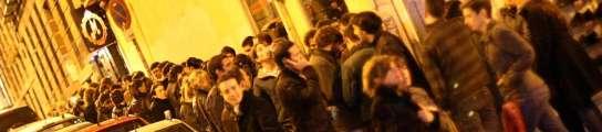 Los bares de la capital que hagan ruido deberán echar el cierre antes de su hora  (Imagen: ARCHIVO)