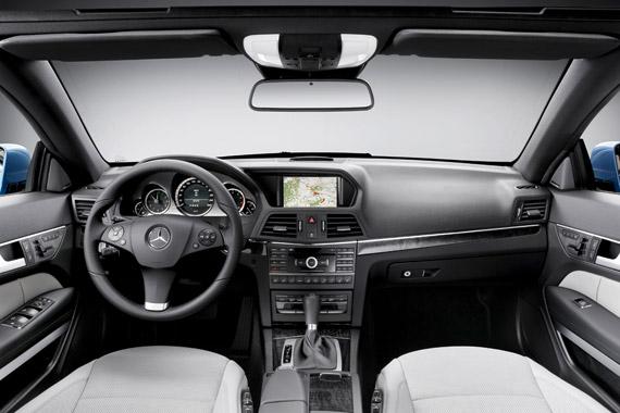 <p>Mercedes Clase E Cabrio</p>