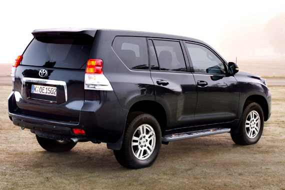 <p>Toyota Land Cruiser</p>