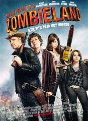 <p>'Bienvenidos a Zombieland' - cartel</p>