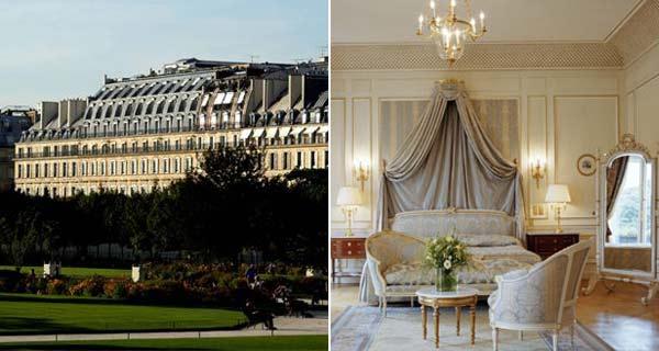 Los hoteles de lujo franceses se lanzan a por la quinta for Hoteles de lujo fotos