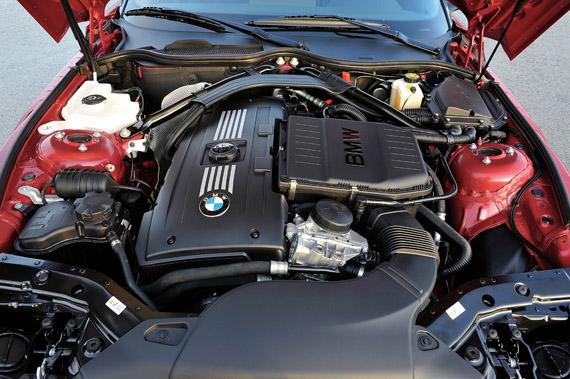 <p>BMW Z4 sDrive35is</p>