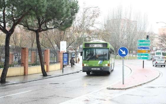 Autobús de la línea 201