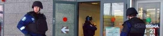 Cuatro personas han muerto en un tiroteo en un centro comercial cerca de Helsinki  (Imagen: REUTERS)