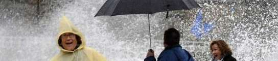 La nieve y el viento ponen en alerta a 41 provincias, con rachas de 120 km/h  (Imagen: Reuters)