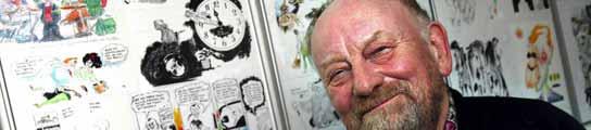 El caricaturista de Mahoma se retira con una última viñeta dedicada a Don Quijote  (Imagen: REUTERS)