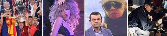 Espacios televisivos de 2009
