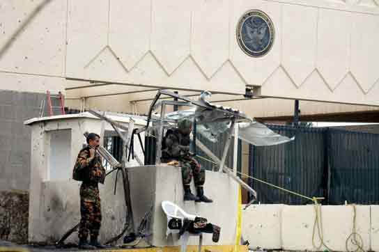 Embajada de Estados Unidos en Yemen