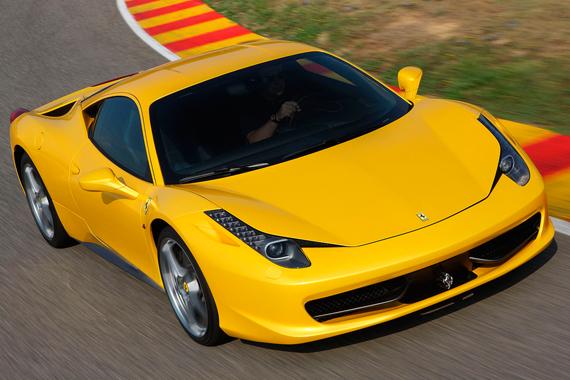 <p>Ferrari F458</p>