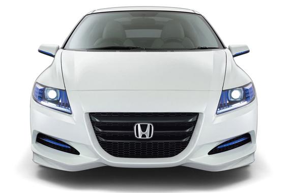 <p>Honda CR-Z Hybrid</p>
