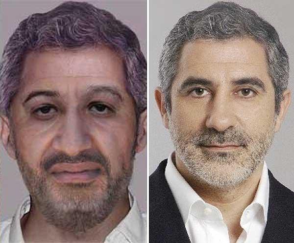 Bin Laden y Gaspar Llamazares