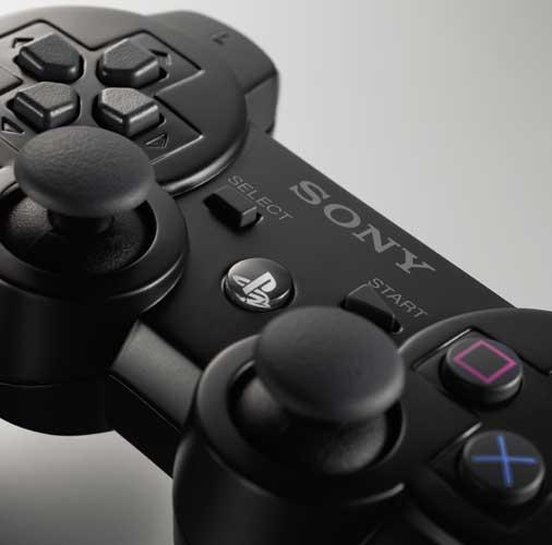 Pad de la PlayStation 3