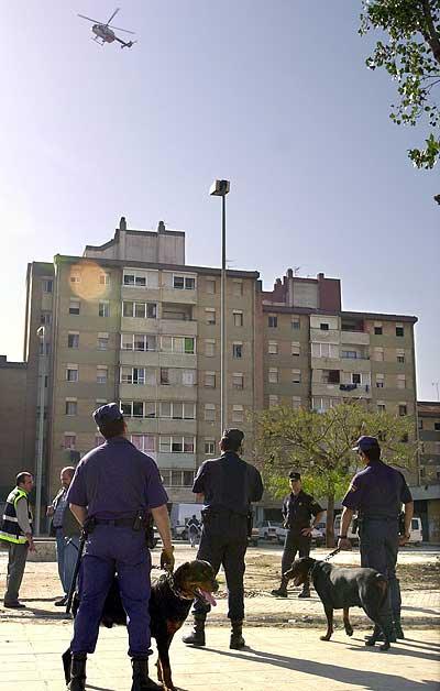 Las Vegas [Barrio] de Sevilla, España.