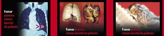 Las nuevas cajetillas de tabaco: con fotos muy duras y mensaje  (Imagen: UE)