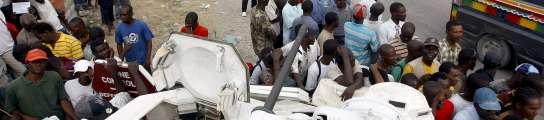 Los soldados de EE UU llegan a Haití para cooperar en la distribución de la ayuda  (Imagen: EFE)
