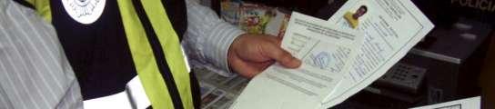 24 detenidos en Barcelona por falsificar certificados de empadronamiento  (Imagen: EFE)