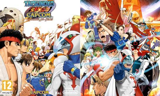 <p>Tatsunoko vs. Capcom.</p>