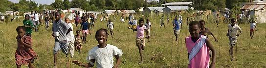 Las ONG desaconsejan las adopciones de niños en Haití tras el terremoto  (Imagen: Logan Abassi / REUTERS)