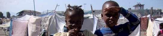 """Unicef pide extremar la precaución ante el """"riesgo"""" de tráfico de niños en Haití  (Imagen: EFE)"""