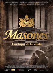 Masones. los hijos de la viuda - Cartel