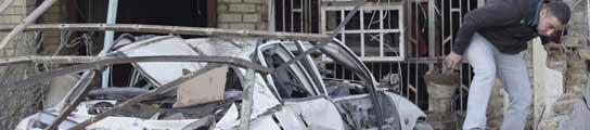 Un suicida al volante de un autobús-bomba mata a 18 personas en el centro de Bagdad  (Imagen: Mohammed Ameen / REUTERS)