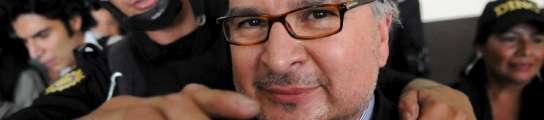 Detenido el ex presidente guatemalteco Alfonso Portillo, reclamado por EE UU  (Imagen: EFE)