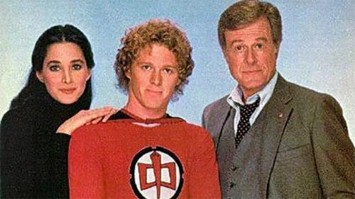Protagonistas de 'El gran héroe americano'.