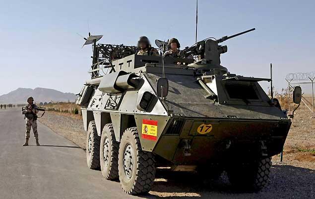 Vehiculo blindado BMR