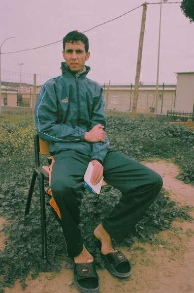Ex espía marroquí en huelga de hambre